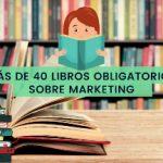 Los mejores libros sobre Marketing