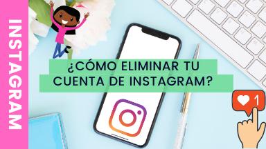 Cómo eliminar cuenta de Instagram